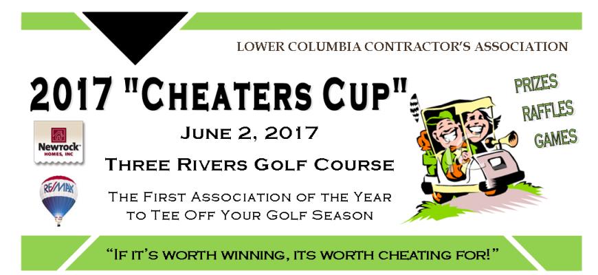 2017 Golf Web Banner