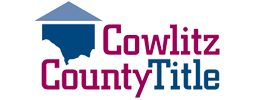 Cowlitz County Title Logo