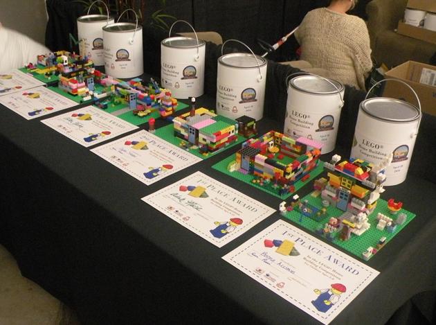 Lego Winning Homes