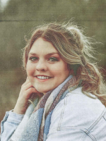 Grace Parcel, sponsored by Cascade Title Company, is a 2018 graduate of Three Rivers Christian School. Grace plans use her $250 scholarship to pursue a Nursing Degree at George Fox University.