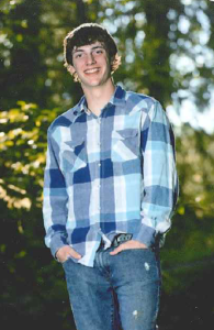 Klay Beckers, sponsored by PNE Corp, is a 2017 Graduate of Castle Rock High School currently pursuing Electrical Certification at Perry Technical Institute. He is receiving a $500 scholarship.