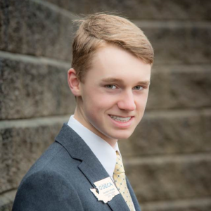 Landon Wood, sponsored by Wood & Wood Homes LLC, is a 2017 graduate of Mark Morris High School. He plans to use his $500 scholarship to pursue a Finance Degree at Pepperdine University.
