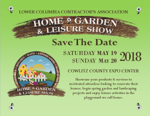 2018 Home Show Save the Date