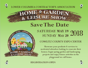 2018 Home Show Save the Date Registration Open