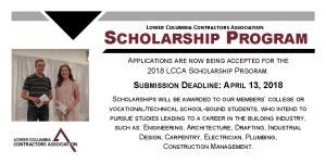 Scholarship Web Banner