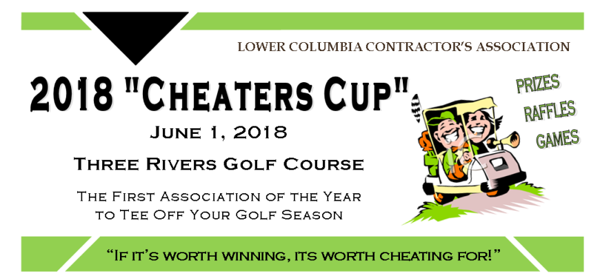 2018 Golf Web Banner Save the Date