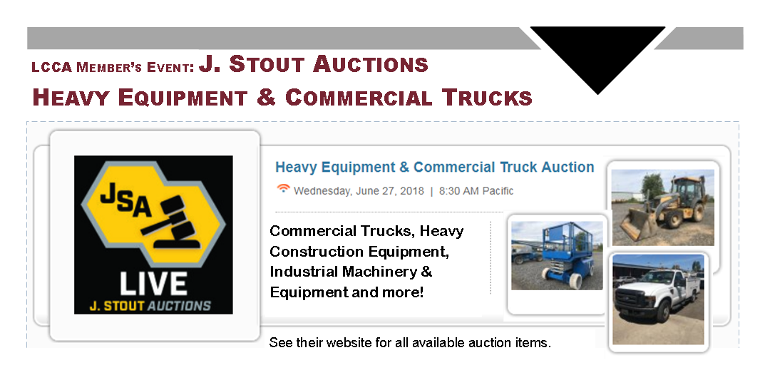 J Stout June 27 Auction Web Banner