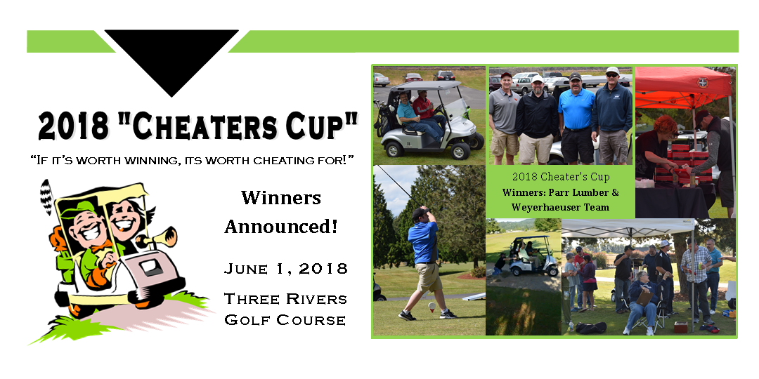 2018 Golf Web Banner Winners