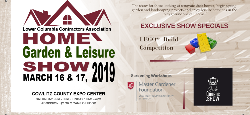2019 Home Show Save the Date Facebook