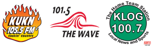 KLOG KUKN The Wave Combo Logo Horizontal
